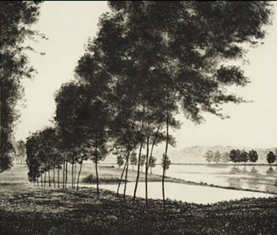 April Gornik, 'Loire', 1995