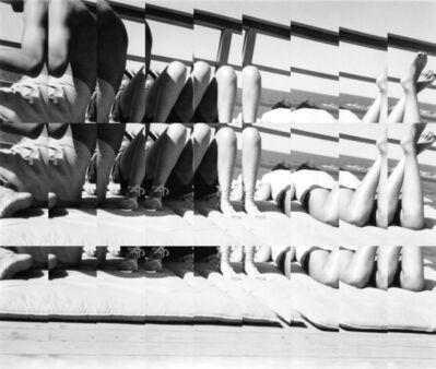 Edouard Taufenbach, 'Sur le pont', 2019