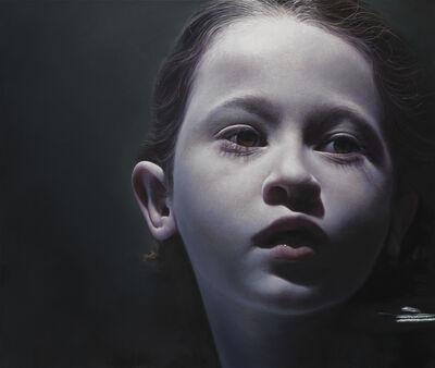 Gottfried Helnwein, 'The Murmur of the Innocents 75', 2019