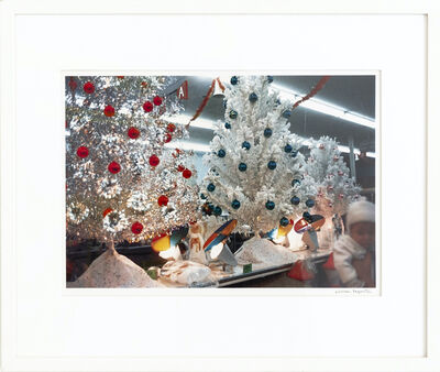 William Eggleston, 'Untitled - Xmas Display', 1967