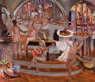 Barnaby Fitzgerald, 'Trimalchio's Kitchen'