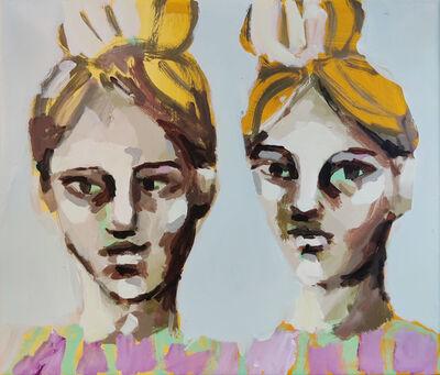 Mie Olise Kjærgaard, 'Yellow-haired Women', 2021
