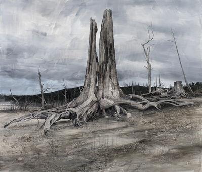 Nicholas Blowers, 'BONE TREE ', 2017