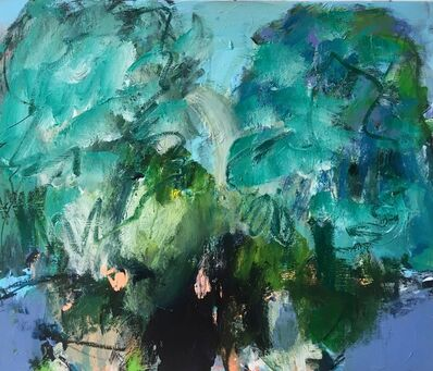 Deborah Lanyon, 'Richmond Park I', 2020