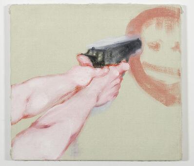 Miriam Cahn, 'grisaille', 2013