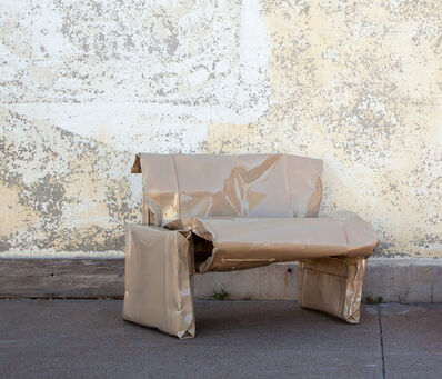 Anna Fasshauer, 'Big Bend Bench', 2019