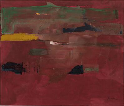 Helen Frankenthaler, 'Tunis II', 1978