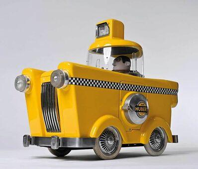 Stéphane Halleux, 'Taxi Hubert', 2020