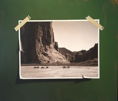 Otto Duecker, 'Canyon de Chelly', 2018