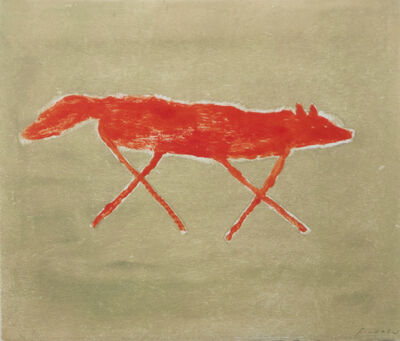 Fidalis Buehler, 'Fox', 2021
