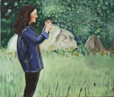 Anna Bjerger, 'Divining', 2015