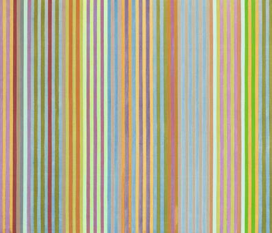 Gene Davis, 'Buttercup', 1967