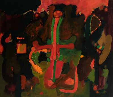 William Scharf, 'Tropic of Crucifix', 1957