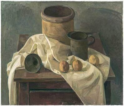Wilbur Niewald, 'Still Life with Clay Pot', 2013