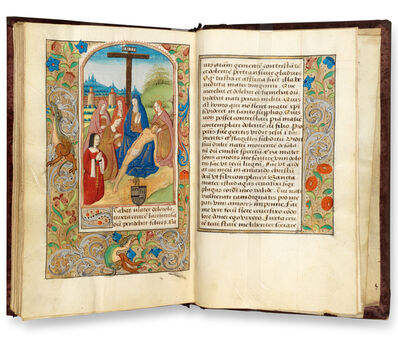 Attributed to Master of the Missal of Amboise Le Veneur, 'Book of Hours (use of Rouen)', ca. 1510