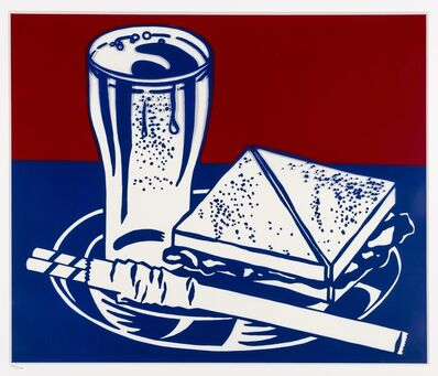 Roy Lichtenstein, 'Untitled', 1964
