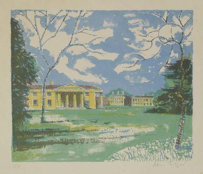 Julian Trevelyan, 'Downing College', 1959/1962