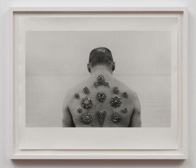 Eric Rhein, 'Silver Horizon (self-portrait)', 2010