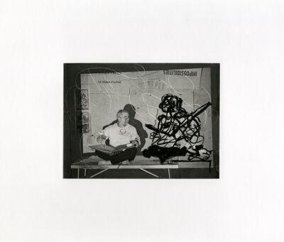William Kentridge, 'Scribe 3', 2011