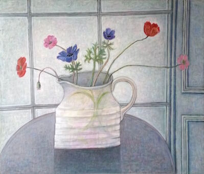 Ruth Addinall, 'Anemones And Poppies', 2016