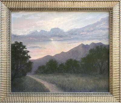 Bruce Grabin, 'Sunset Over Mira Monte', 2019