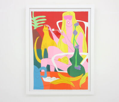 Todd James, 'Put That in Your Pipe and Smoke It', 2015