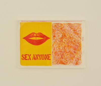 Robert Indiana, 'Sex Anyone'
