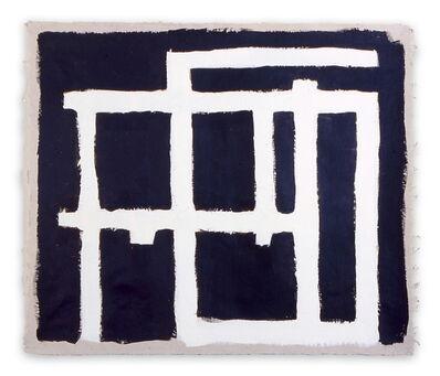 Dana Gordon, 'Line and structure 11', 1978