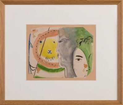 """Georges Koskas, '""""Lion""""', ca. 1950"""