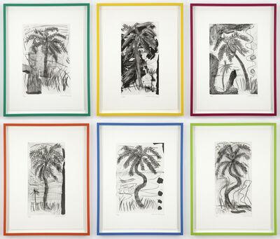 Josh Smith, 'Wild Palms', 2013