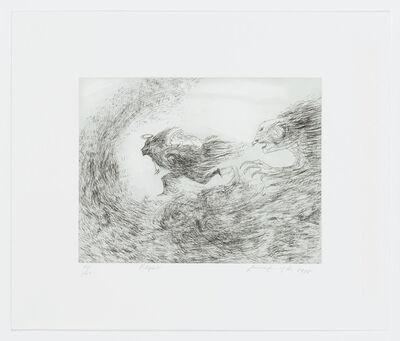 Leonora Carrington, 'Flight', 1998
