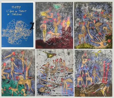 Roberto Matta, 'L'Ame du Tarot de Théleme', 1994