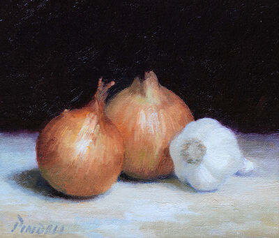 Pamela Pindell, 'Onions', 2016