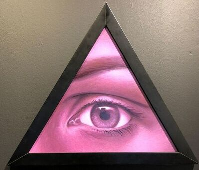 Oliver Hazard Benson, 'The Eye of Providence', 2018
