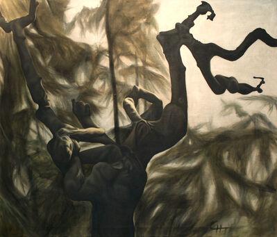 Caroline Thon, 'Misty Alpha Male', 2011