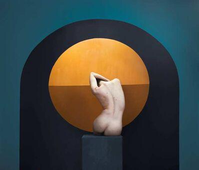 Rodrigo Chapa, 'Golden Yellow/Cerulian Blue', 2019