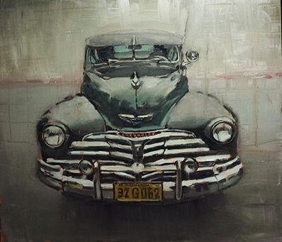 Bradford J. Salamon, 'Grey Chevy', 2017