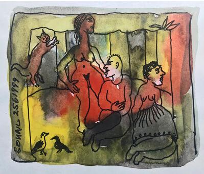 Tasaduq Sohail, 'Untitled', 1999