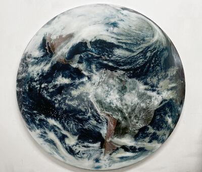 Sebastian Errazuriz, 'Blue Marble Lenticular', 2019