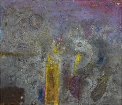 Rufino Tamayo, 'Hombre y la luna', 1963