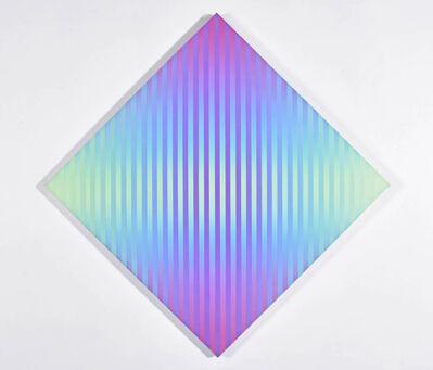 Francis Celentano, 'Diamond Purple Progression', 1969