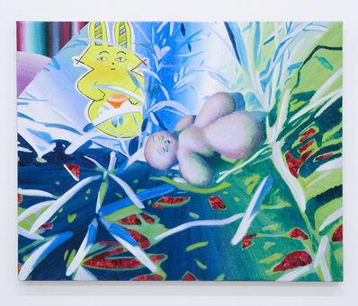 Aya Ito, 'Sleeping stone ver.2', 2017