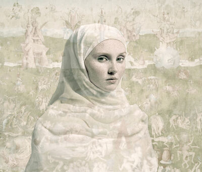 Bear Kirkpatrick, 'Ashley : The Garden of Earthly Delights', 2013