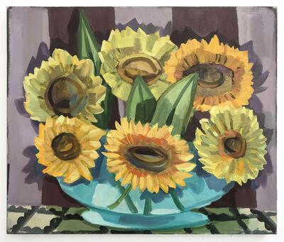 Judith Linhares, 'Sunflowers', 2005
