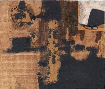 Alberto Burri, 'Papiro n.2', 1956