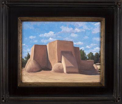 Stephen Magsig, 'Ranchos de Taos Church', 2016