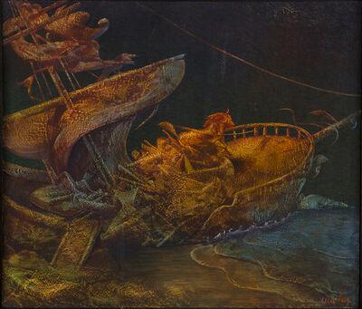 Franco Mulas, 'The ghost sailing ship'