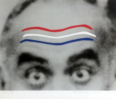 John Baldessari, 'Raised Eyebrows', 2008