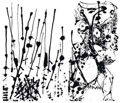 Jackson Pollock, 'Untitled - Expression no. 1 ', 1964