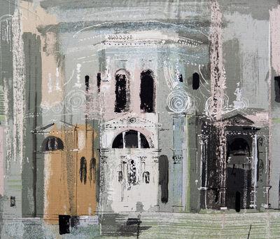 John Piper, 'Chiesa Della Salute', 1959